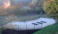 Park Grotta - Loučná nad Desnou - pohled shora