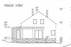 Rodinný dům - zděná stavba Porotherm- Svébohov