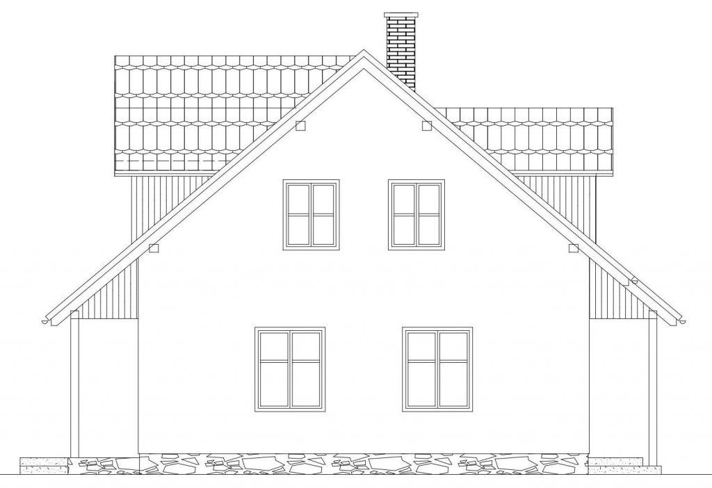 Projekce pozemních staveb